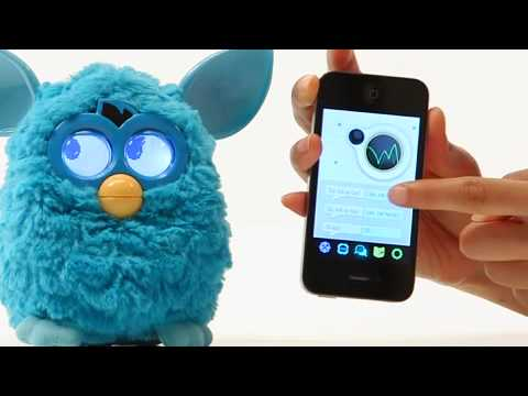 Furby 2012 - Instructional Video