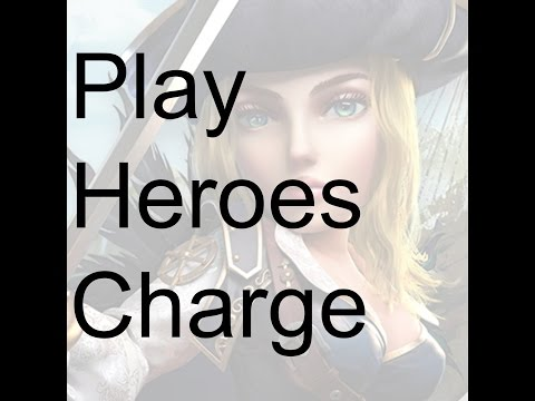 Play Heroes Charge - Multiple Accounts/Switching Servers