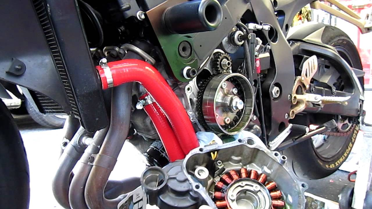 Wiring Diagram 06 09 Gsx R 600 750 Stator Replacement Part 1 Of 2 Youtube