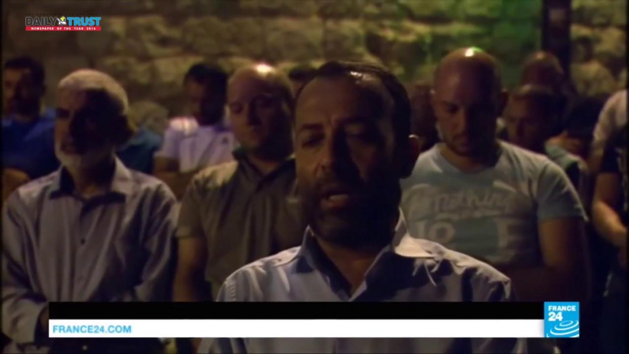 Jew Detector: Jerusalem: Islamic Leaders Boycott Holy Site Over Metal