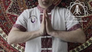 Thailand Yoga - Reusi Dat Ton: Traditional Thai Hermit's Exercise 8