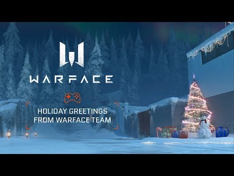 Holiday Greetings From Warface Console Team thumbnail
