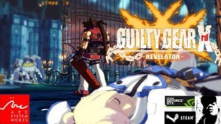 GUILTY GEAR Xrd -REVELATOR- primeira do canal