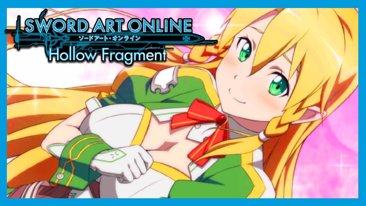 Sword Art Online: Hollow Fragment - PS VITA Walkthrough 92