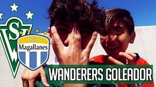 SANTIAGO WANDERERS 4 VS MAGALLANES 1 - 9 PARTIDOS SIN PERDER EL DECANO