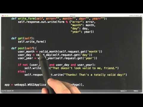 Problems With HTML Input - Web Development
