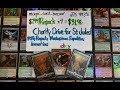 $7.99 eBay Repack St. Jude Charity MTG Review