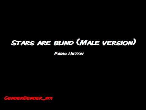 Stars are blind(Male version)-Paris Hilton
