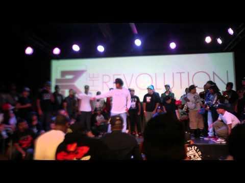 RASKEL | KIDD MIJO VS KONKRETE | JR TIGHT EYEZ