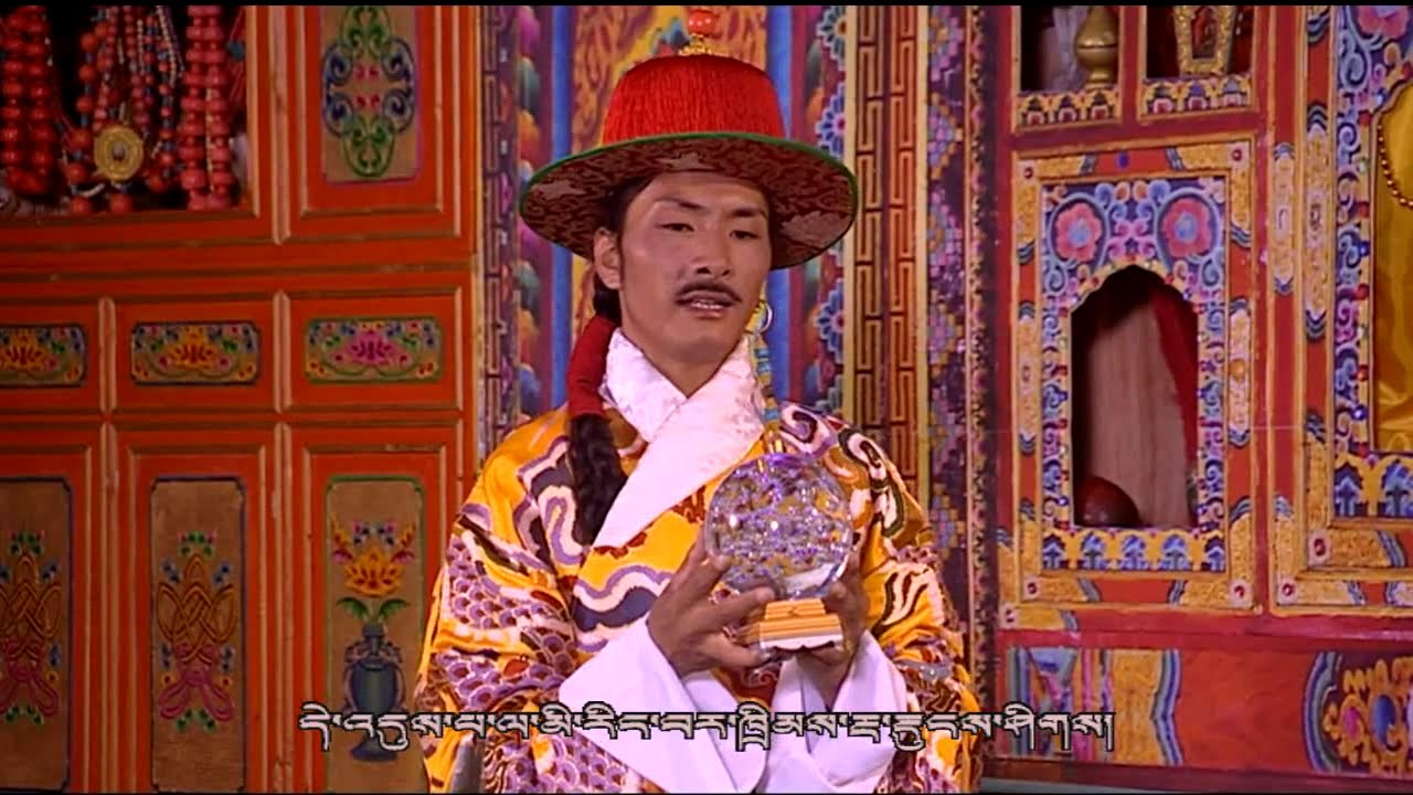 2020 Tibetan Language movie Dremey Kundhen Tibetan King Part 02