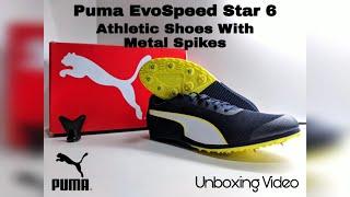 puma evospeed star 6