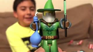 ROBLOX SERIES 3 EMERALD DRAGON MASTER UNBOXING (HARD TO FIND!!)