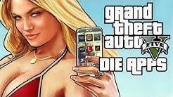 GTA 5 - Die Apps: iFruit und Manual im Check