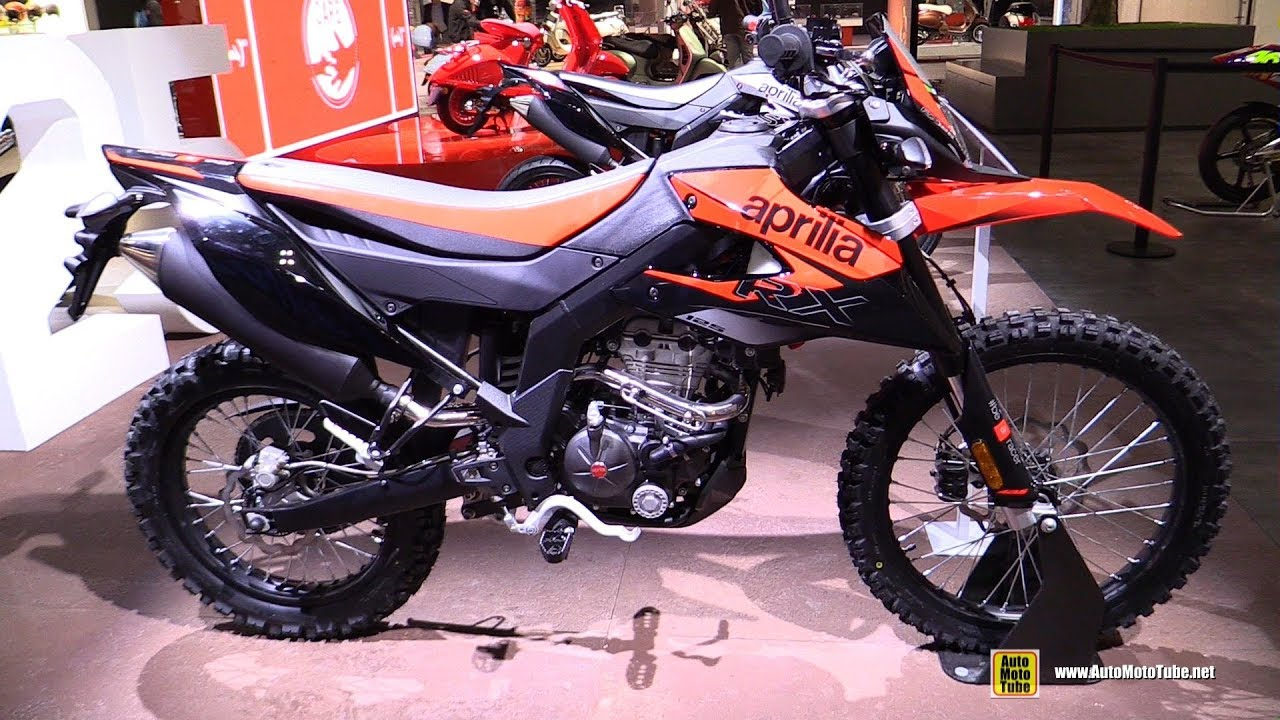 2018 aprilia rx 125 walkaround 2017 eicma milan youtube. Black Bedroom Furniture Sets. Home Design Ideas