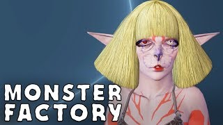 Monster Factory: Tammy Radbody loves tree beef
