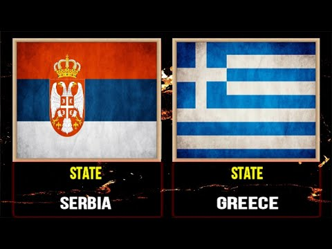 Serbia vs Greece - Army/Military Power Comparison and Other Statistics 2020