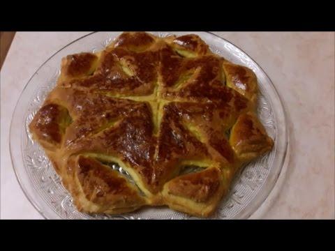Красивая домашняя выпечка ПИРОГИ Pie decoration Идея украшения