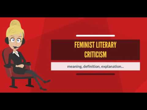 What Is Feminist Literary Criticism What Does Feminist Literary