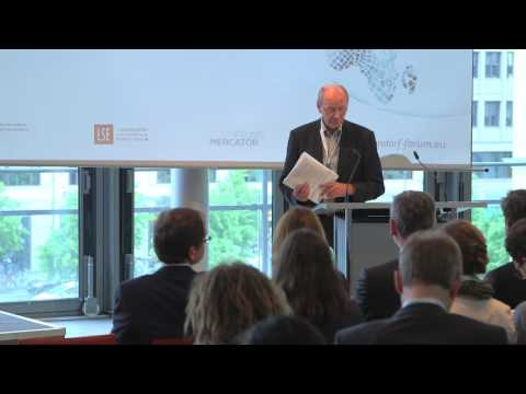 Launch of the European Governance Monitor (EGM) (25.05.2016)