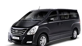 Hyundai H1 2013 Review