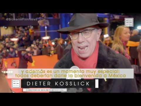 BERLINALE'S DIRECTOR, DIETER KOSSLICK, ON MEXICAN CINEMA
