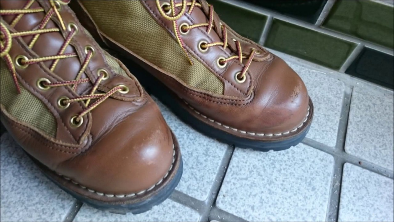Danner light boots - YouTube