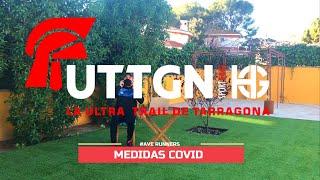 MEDIDAS COVID | UTTGN sport HG | La Ultra Trail de Tarragona