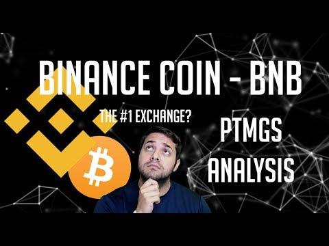 Binance (BNB) - PTMGS Analysis - Is Binance THE TOP Exchange?