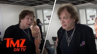 Eddie Money Impressed By Random Airport Singer! | TMZ TV