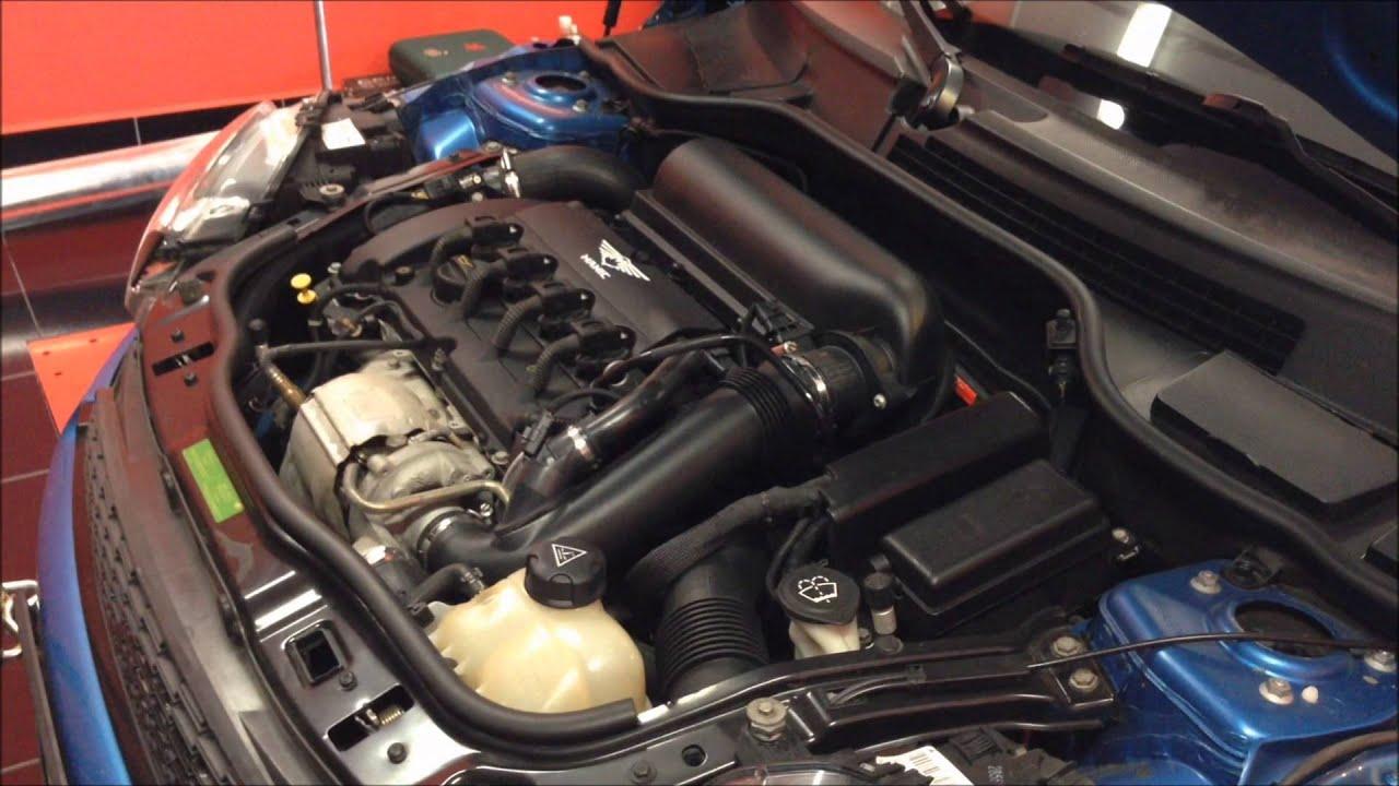 MANIC Stage 1 ECU Tune for the MINI Cooper N14 & N18
