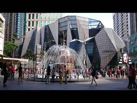 Top 5 Shopping Malls in Kuala Lumpur | Travel in Malaysia 2017