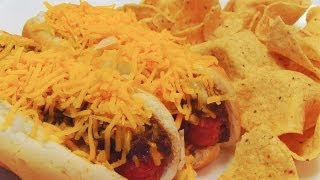Betty's Husband Rick Makes Cincinnati-style Hot Dogs