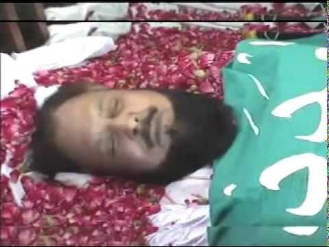 Peer Syed Shabir Hussain Shah Hafizabadi passed away