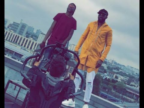 FALLY IPUPA FEAT MHD NA LINGUI YE - MAKING OFF TOURNAGE DU CLIP TOKOOOS