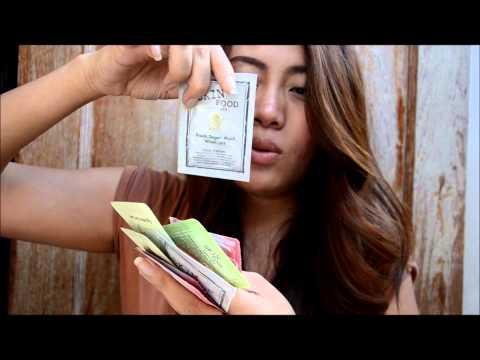 เปิดถุง Shopping จากเกาหลี ขนม Makeup Skincare