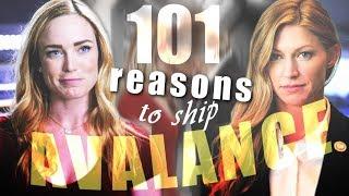 101 Reasons to ship AVALANCE