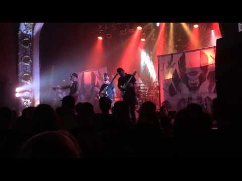 Chelsea Grin - October 6th - The Opera House - Toronto ON