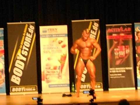 Fitness StefanosGkotses.Int.Deutsche.2012_Kür