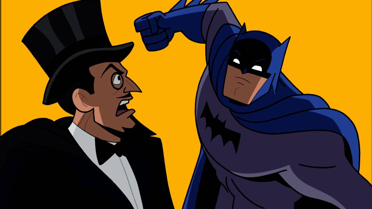 a character and plot analysis of the cartoon batman A detailed description of batman: the long halloween characters and their importance plot summary + chapters summary batman is a vigilante who fights crime.