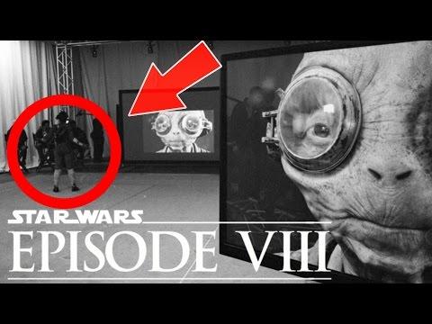 Star Wars Episode 8 Maz Kanata Confirmed