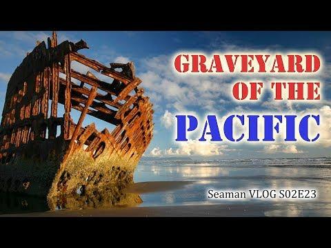 Graveyard of the Pacific : Columbia River Bar, Oregon | Seaman Vlog