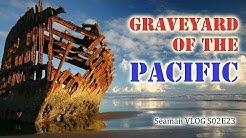 Graveyard of the Pacific : Columbia River Bar, Oregon   Seaman Vlog