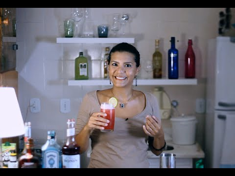 Drinks do Mundo - SINGAPORE SLING (ENGLISH)