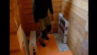 Монтаж систем отопления, водоснабжения и канализации в коттедже(, 2014-11-12T16:50:24.000Z)