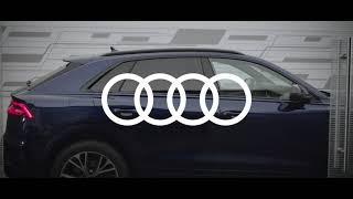 Audi Q8 packshot