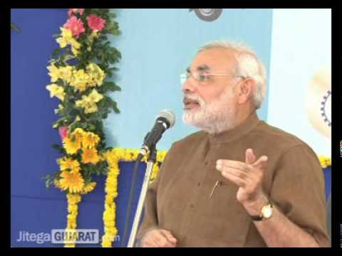 Narendra Modi Inaugurates new RTO office in Gandhinagar