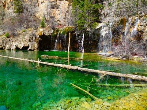 Hanging Lake, Colorado (HD)