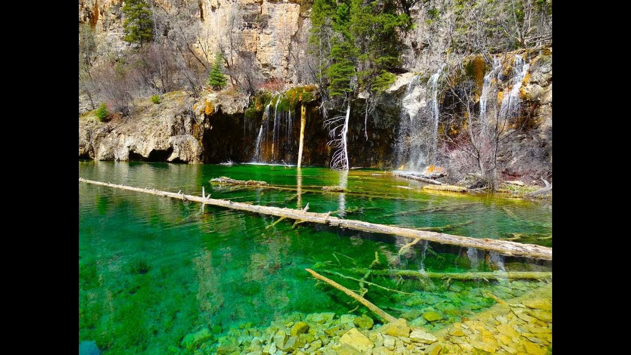 3k In Miles >> Hanging Lake, Colorado (HD) - YouTube