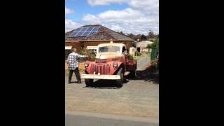 44 lend lease chev first run in 25 years