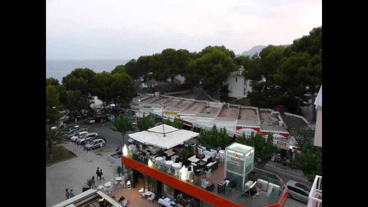 Appartment Hotel Ponent Paguera Mallorca Blick Aus Dem 4